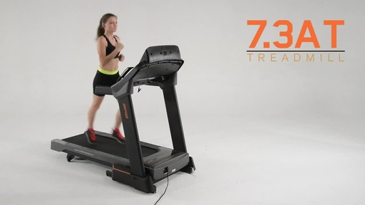 AFG 7.3AT Treadmill - image 1 from the video