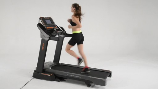 AFG 7.3AT Treadmill - image 5 from the video