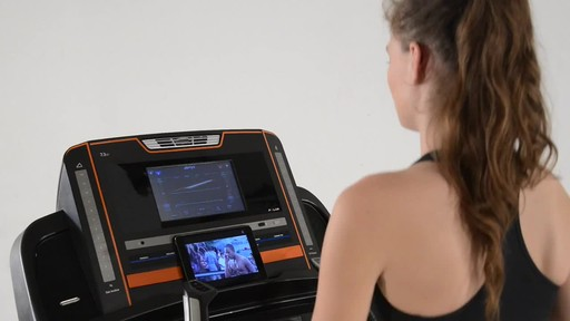 AFG 7.3AT Treadmill - image 9 from the video