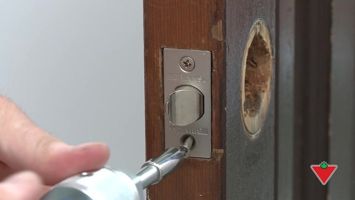 How to Replace Door Locks and Hardware - image 5 from the video