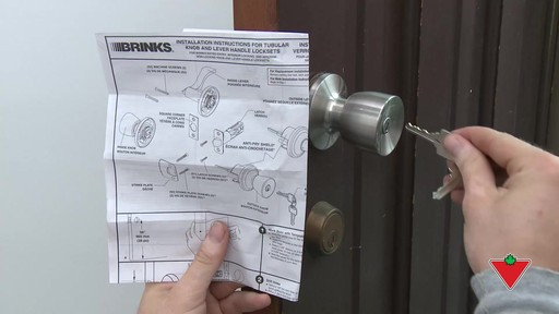 How to Replace Door Locks and Hardware - image 6 from the video