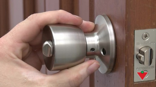 How to Replace Door Locks and Hardware - image 7 from the video