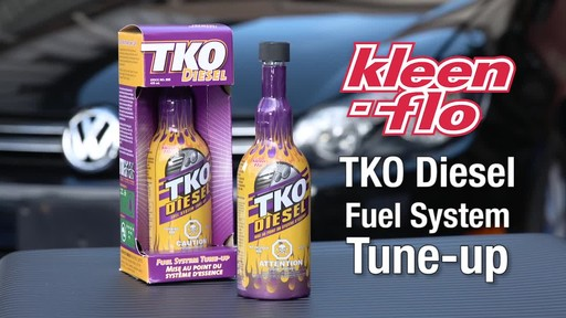Kleen-Flo TKO Diesel Fuel System Cleaner - image 1 from the video