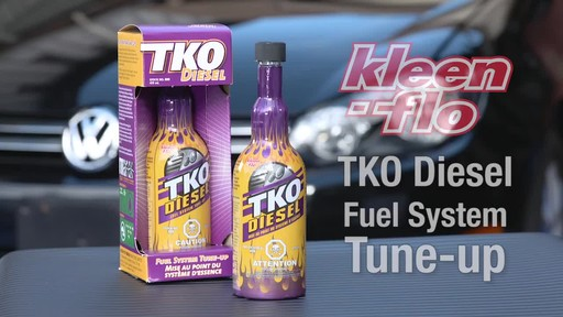 Kleen-Flo TKO Diesel Fuel System Cleaner - image 10 from the video