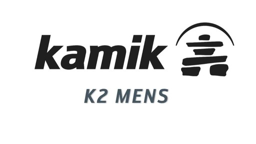Men's Kamik K2 Winter Boot - image 1 from the video