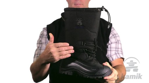 Men's Kamik K2 Winter Boot - image 2 from the video