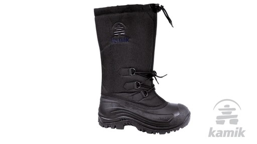Men's Kamik K2 Winter Boot - image 3 from the video