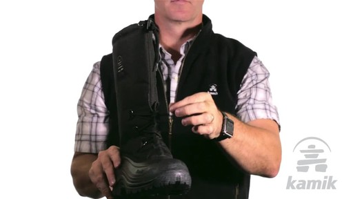 Men's Kamik K2 Winter Boot - image 7 from the video
