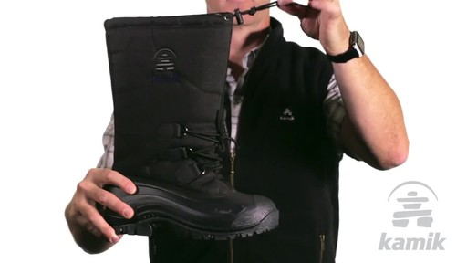 Men's Kamik K2 Winter Boot - image 8 from the video
