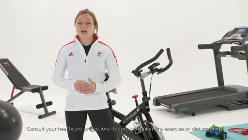 Establish your daily routine - Fitness Tips from Canadian Tire - image 8 from the video