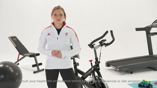 Establish your daily routine - Fitness Tips from Canadian Tire - image 9 from the video