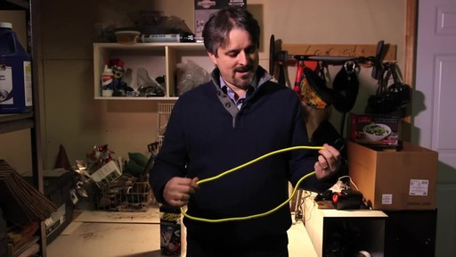 SmartStraps™ Standard Bungee Value Pack, 20-pc- Luc's Testimonial - image 3 from the video
