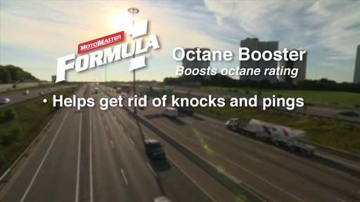 MotoMaster F1 Octane Booster - image 7 from the video