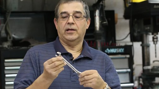 MAXIMUM Metric Double Ratcheting Combo - Gerald's Testimonial - image 2 from the video