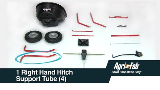 What's Inside the Box - Agri Fab Tow Broadcast Spreader - image 2 from the video