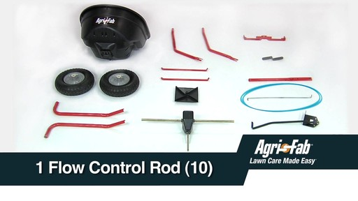 What's Inside the Box - Agri Fab Tow Broadcast Spreader - image 3 from the video