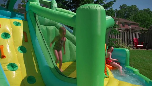 Little Tikes 2-in-1 Wet Dry Bouncer - image 2 from the video