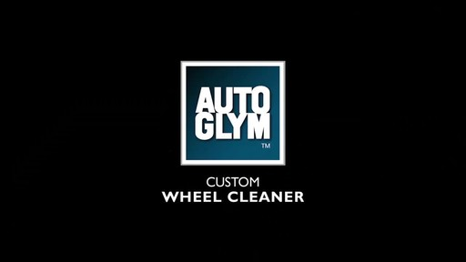 Autoglym Custom Wheel Cleaner - image 1 from the video