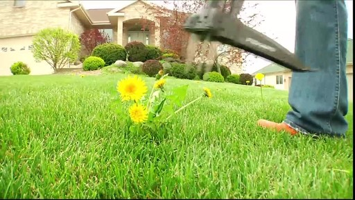 Fiskars Stand Up Weed Remover - image 2 from the video