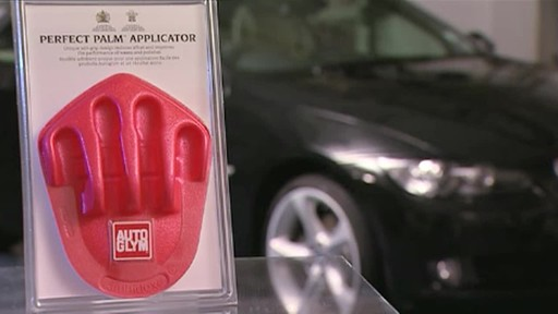 Autoglym Perfect Palm Applicator - image 3 from the video