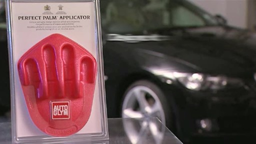 Autoglym Perfect Palm Applicator - image 8 from the video