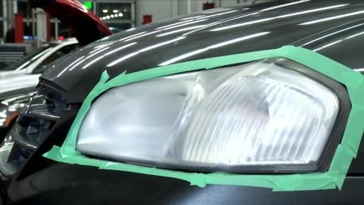 3m Headlight Lens Restoration System 187 Auto Headlight