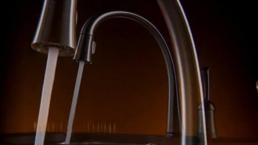 Delta Pilar Touch Pull-Down Faucet - image 1 from the video