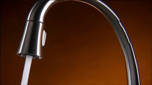 Delta Pilar Touch Pull-Down Faucet - image 3 from the video