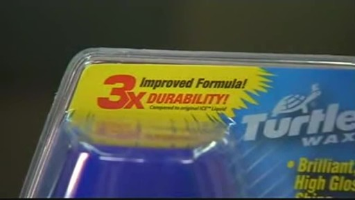 Turtle Wax Polishing Compound - image 2 from the video