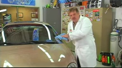 Turtle Wax Polishing Compound - image 9 from the video