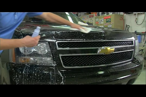 Turtle Wax Black Box - image 1 from the video