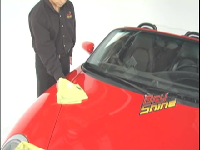 Dry Shine Waterless Wash and Wax - image 7 from the video