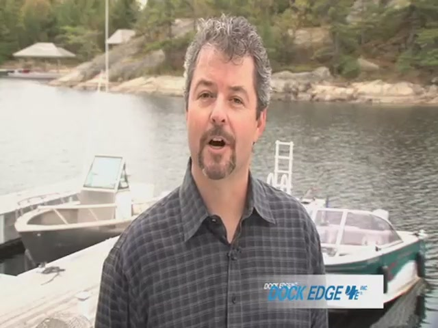 How to Install the Dock Edge Floating Dock - image 1 from the video