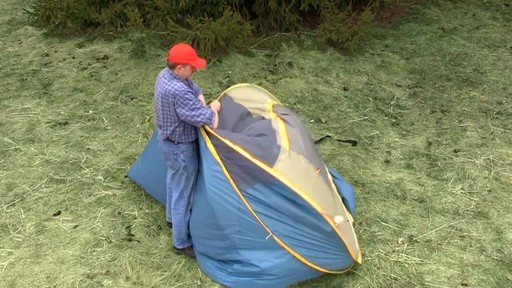 The Broadstone Popup 6 Person Tent - image 7 from the video