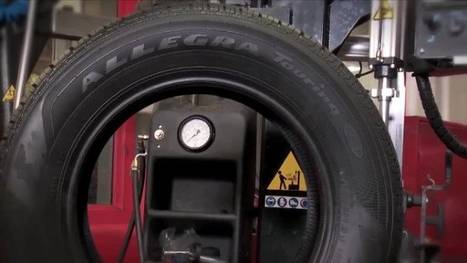 Goodyear Allegra Fuel Max Tire - image 3 from the video