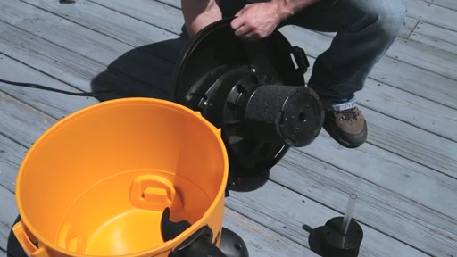 Shop-Vac Wet & Dry Pump Vac - image 2 from the video