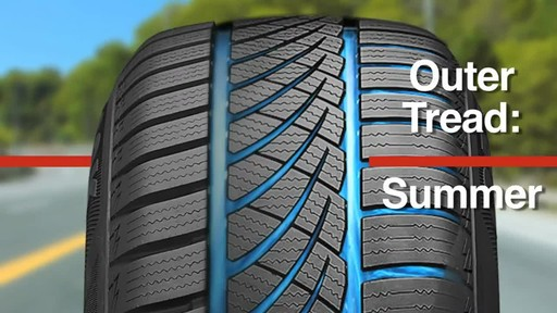 Hankook Optimo4S All Weather tires - image 1 from the video