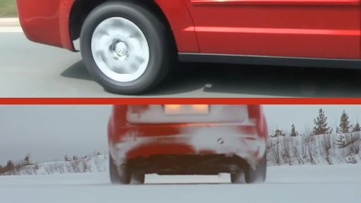 Hankook Optimo4S All Weather tires - image 8 from the video