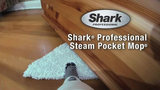 Shark Professional Steam Pocket Mop 187 Cleaning Tools