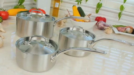 Lagostina 3 Ply 13 Piece Clad Cookware Set 187 Ene Kitchen