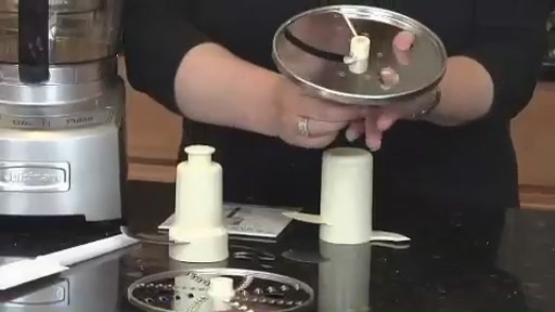 Cuisinart FP 12DC Elite Collection Food Processor Overview - image 8 from the video