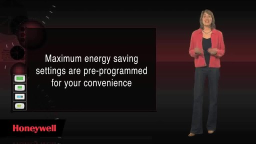 Honeywell Programmable Thermostats  - image 5 from the video