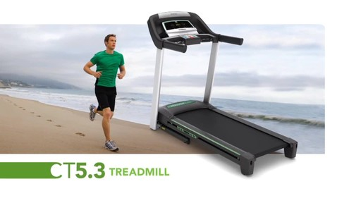 Horizon CT5.3 Treadmill  - image 1 from the video