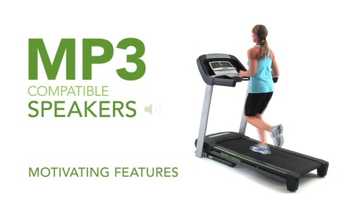 Horizon CT5.3 Treadmill  - image 2 from the video