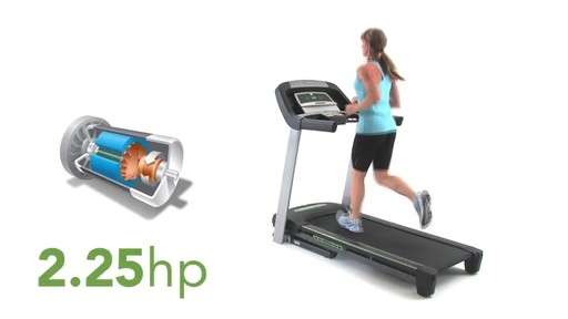 Horizon CT5.3 Treadmill  - image 3 from the video
