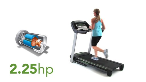 Horizon CT5.3 Treadmill  - image 4 from the video