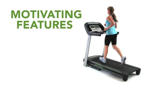 Horizon CT5.3 Treadmill  - image 6 from the video