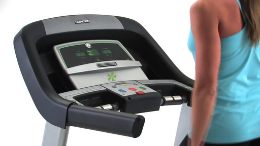 Horizon CT5.3 Treadmill  - image 7 from the video