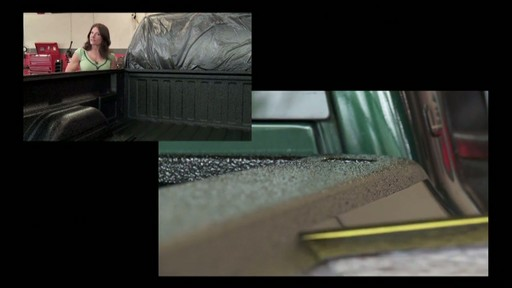 How to Coat Your Truck Bed with a Bedliner  - image 10 from the video
