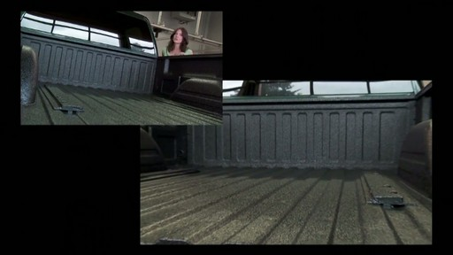 How to Coat Your Truck Bed with a Bedliner  - image 3 from the video